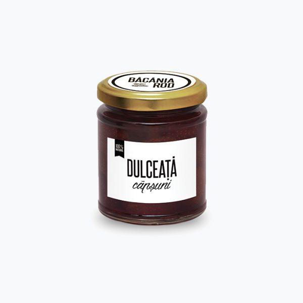 Dulceata capsuni - Bacania Rod