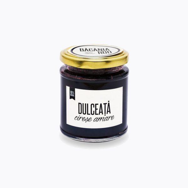 Dulceata cirese negre amare - Bacania Rod
