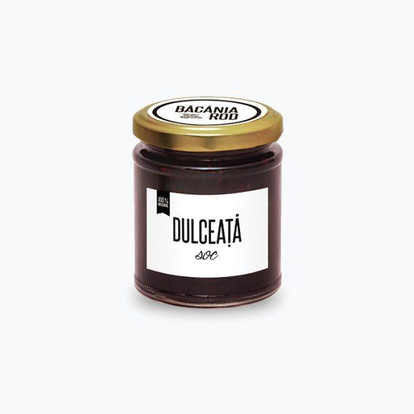 Dulceata de soc - Bacania Rod
