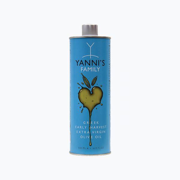 Ulei masline Yanni's Family agoureleo cutie tabla