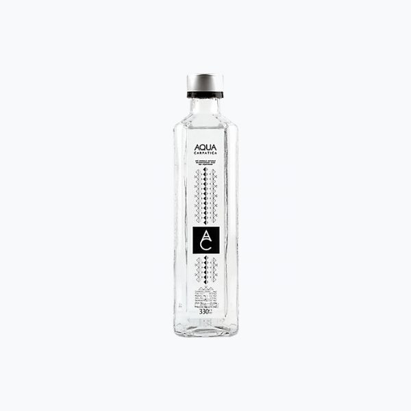 Aqua Carpatica sticla