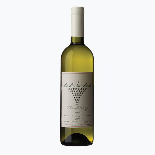 Vin ecologic Chardonnay - Bob cu bob