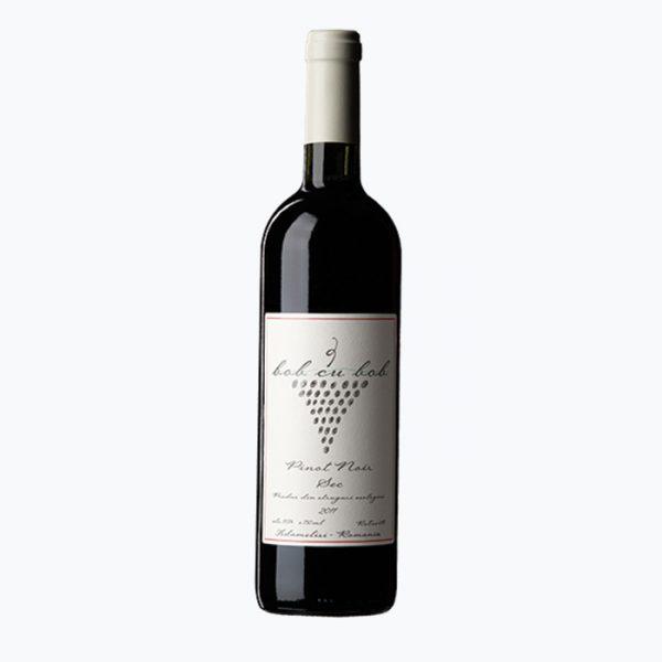 Vin ecologic Pinot Noir - Bob cu bob