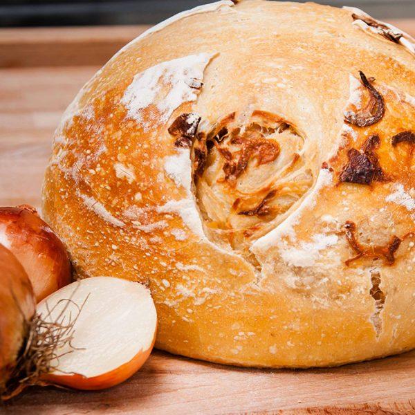 Pâine cu ceapă