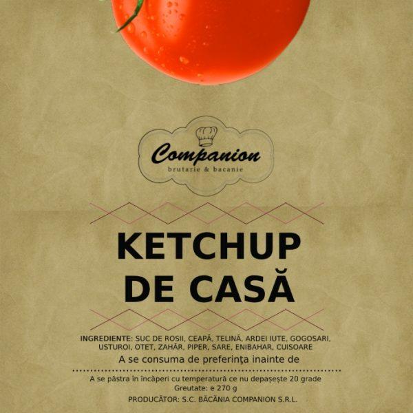 Ketchup de casa Companion