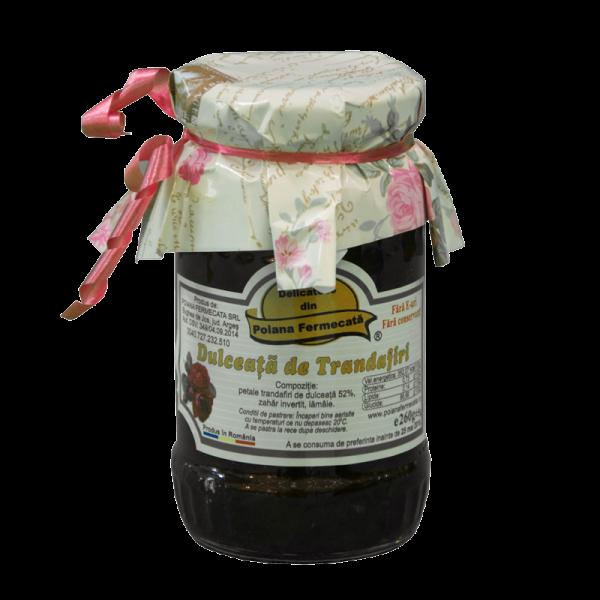Dulceata de trandafiri - Poiana Fermecata
