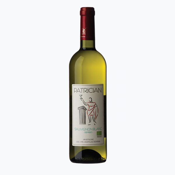 Vin Ecologic Sauvignon Blanc - Patrician