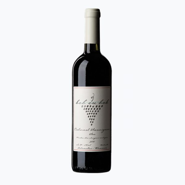 Vin ecologic Cabernet Sauvignon - Bob cu bob