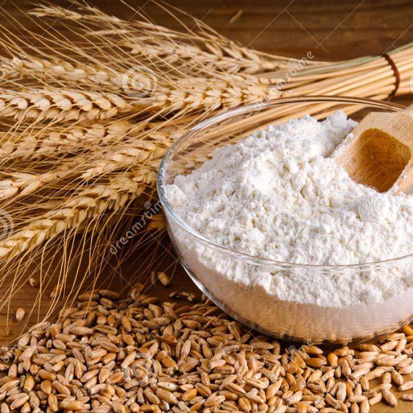 Făină albă din grâu