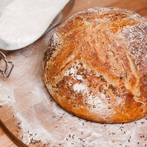 Pâine cu chimen
