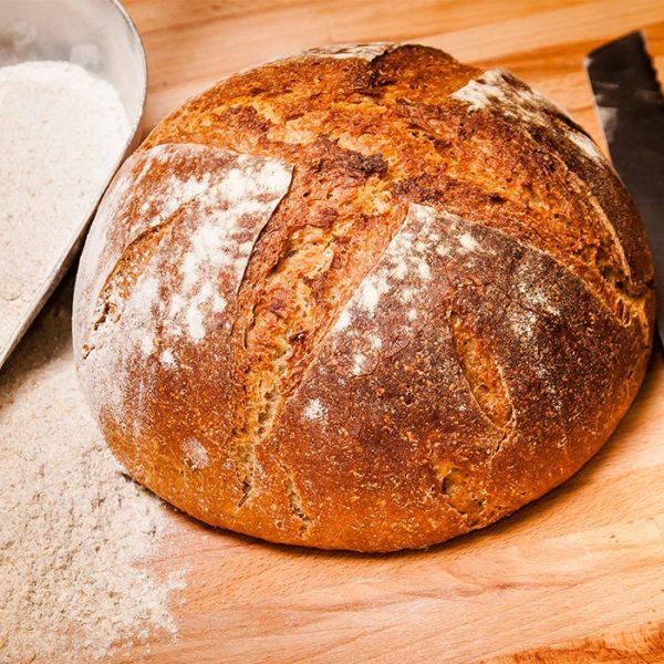 Pâine cu secară 50%