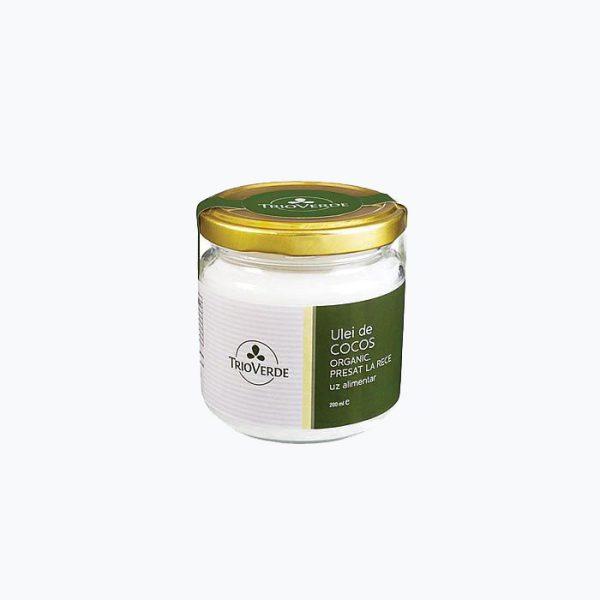Ulei de cocos - Trio Verde