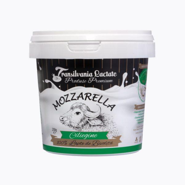 Mozzarella din lapte de bivolita Ciliengine - Transilvania Lactate