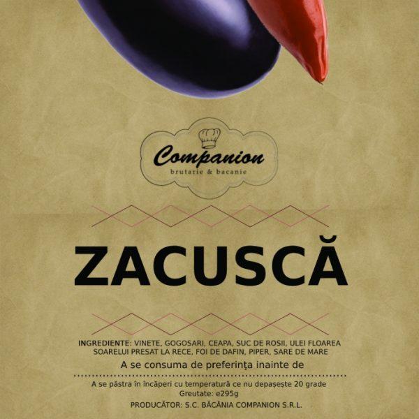 Zacusca Companion